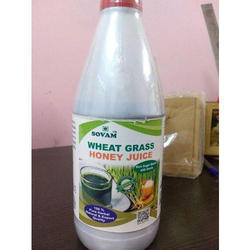 Aloe Vera Wheat Grass Flavor Juice