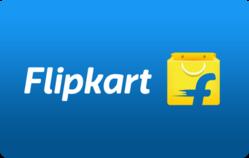 Flipkart - Gift Card/Gift Voucher