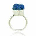 Mystic Druzy Gemstone Rings