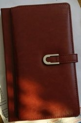 Leather 16Gb USB Diary