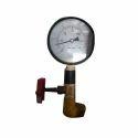 Brass Pressure Gauge