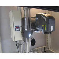 Motorized Z Axis Laser Marking System