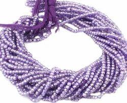 Cucic Zirconia Rondelle Beads