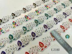 Embroidered Lace E2180