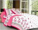 Always Plus Double Floral Pure Cotton Bed Sheet