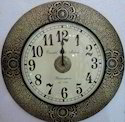 Antique Brass Fitted Wall Clocks