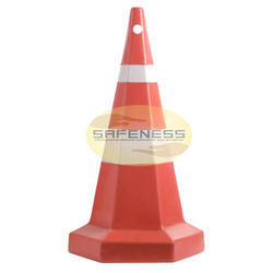Hexagonal Traffic Cones