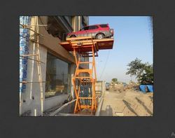 Rotating Scissor Platform Lift