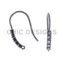 925 Silver Ear Wire Findings