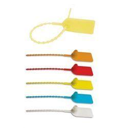 Disposable Plastic Security Seals