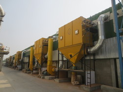 Dust Collector For Wood Dust