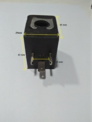 Molded coil 24 vdc