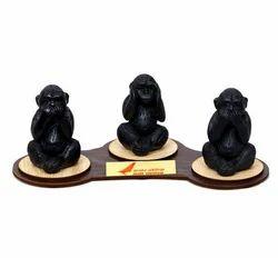 Decorative Table Top Monkey Statue