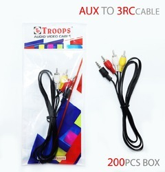 3RC to 3RC Cable