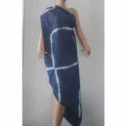 Navy Blue Dye Scarf