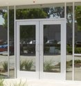 Aluminum Works- Gate Decoration