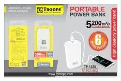 Troops Tp-1025 5200mah Power Bank