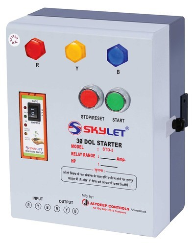 Three Phase DOL Starter - Three Phase DOL Starter (ELCW-A ...