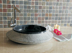 Comforter Eitched Basin Sink