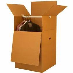 Wardrobe Corrugated Boxes