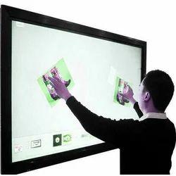 65 inch School Interactive Touch Screen Display For School Interactive