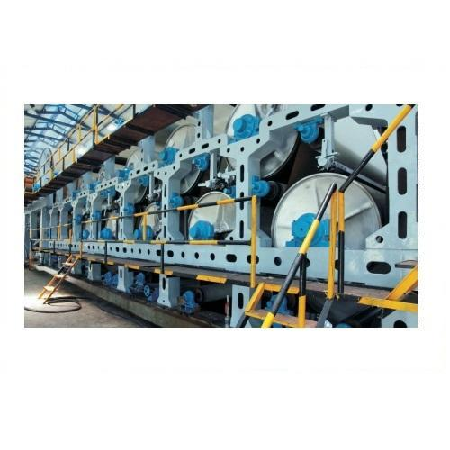 paper machine dryer section paper mill drying sections