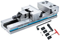 Precision Modular Vice, Warranty: 1 Year