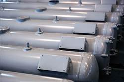 Rollfin Provides Condensers - Shell and Tube