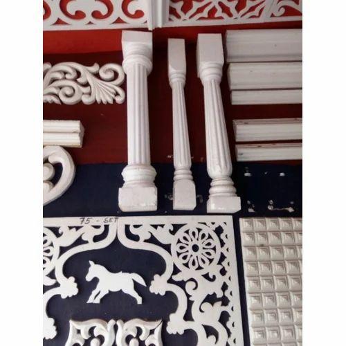 Thermocol Craft Thermocol Pillar Patter Manufacturer From Mumbai