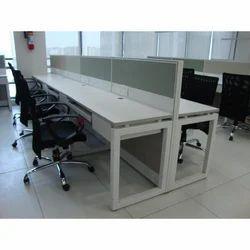 Tubular Ring Office Workstation