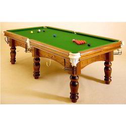 Designer Pool Table with Indian Slate