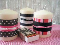 Designer Festival Candles