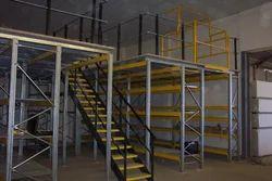 Two Tier Warehouse Racks