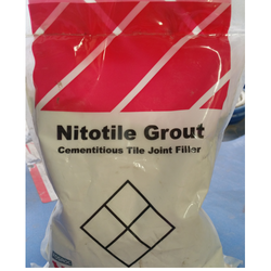 Nitotile Grout