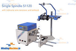 Bi Metal Strip Winding Machine