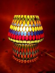 Lighting Colour Glass lamp