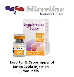 Botox 200iu Injection