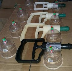 Vacuum Cupping Gun