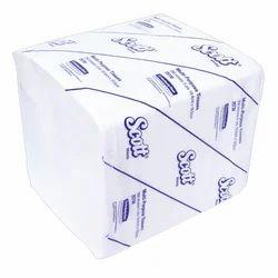 Folded Bath Tissue