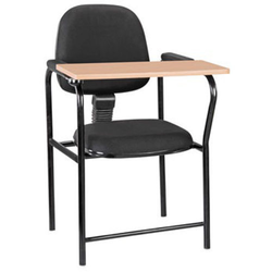 Cushioned Full Writing Pad Chair