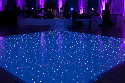 LED Dance Floor DMX Waterproof Portable LED Dance Floors - Led dance floor for sale usa