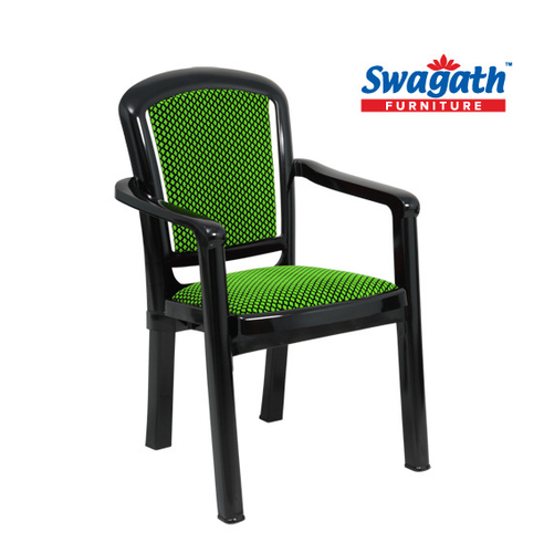 Cushioned Chair With Arms   Beauty Super Deluxe Maroon Chair Exporter From  Kolkata