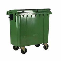 Wheeled Dustbin 1100 ltrs