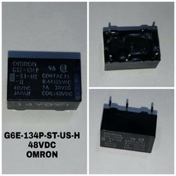 G6E-134P-ST-US-H-DC48 Omron Signal Relay