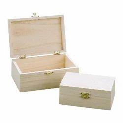 Natural Plywood Packing Box
