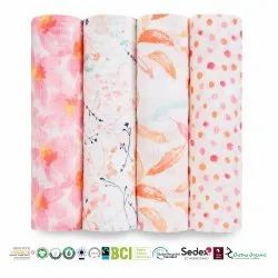 Organic cotton Baby Swaddles