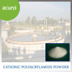 Cationic Polyacrylamide Powder (PAM)