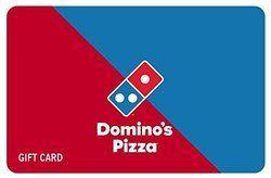 Domino's Pizza - Gift Card/Gift Voucher