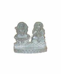 Parad Laxmi Ganesh Murti
