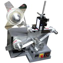Label Roll Printing Machine